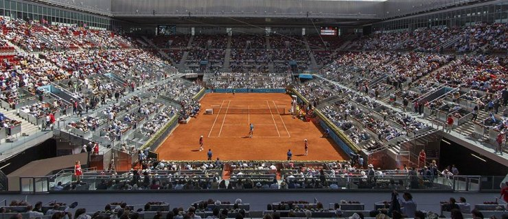 Forus Acoge el Mutua Madrid Open illustrative image