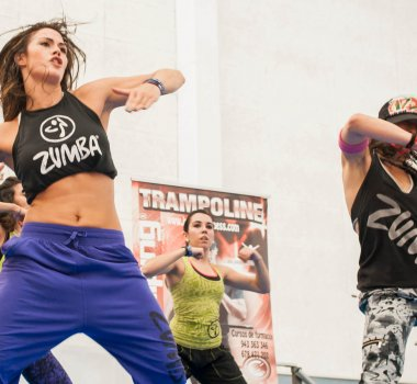 Illustrative image for Zumba